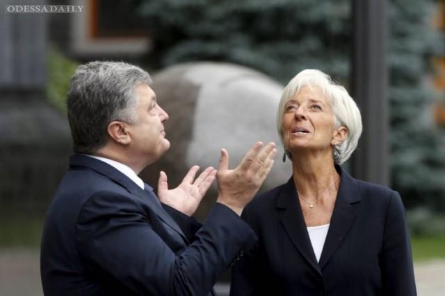 Тему рынка земли изымают из меморандума МВФ, - СМИ