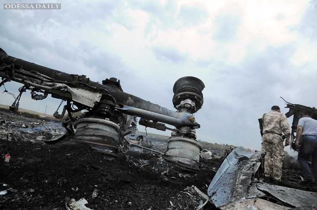 Нидерланды пока не будут рассекречивать документы о расследовании по сбитому над Донбассом Боингу