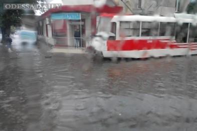 Трамваи на поселок Котовского снова не ходят