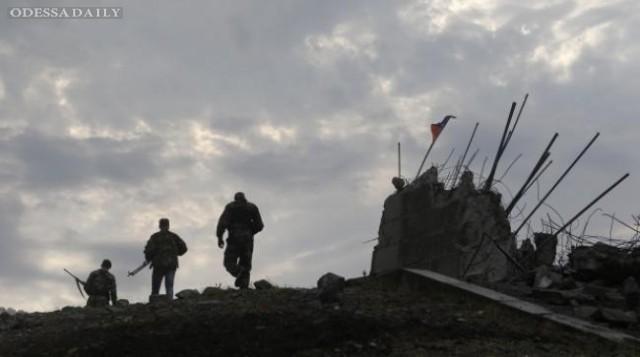 Сводка ИС: боевики перекидывают дополнительные силы в «зону Коминтерново»