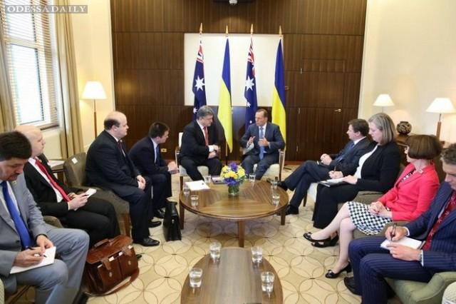 Австралия предложила поставлять Украине уран и уголь
