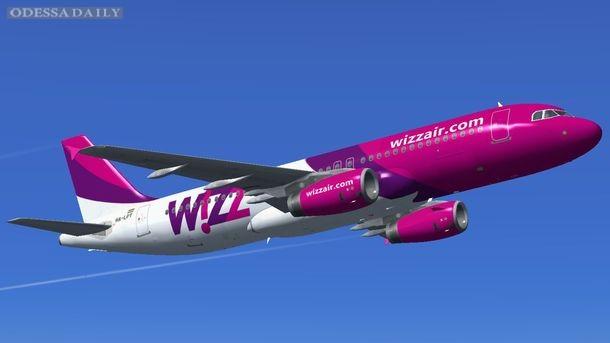 Wizz Air открывает новые направления в Европу