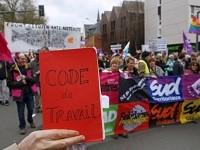 Правительство Франции приняло новый трудовой кодекс в обход парламента