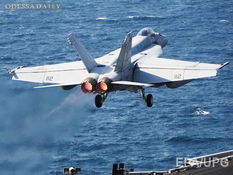 Франция нанесла авиаудар по столице ИГИЛ