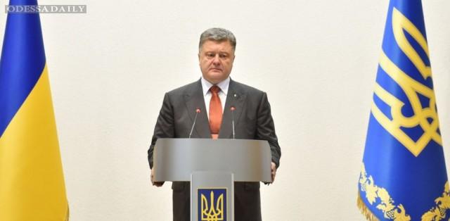 В зоне АТО находятся 64 тыс. воинов ВСУ, - Порошенко