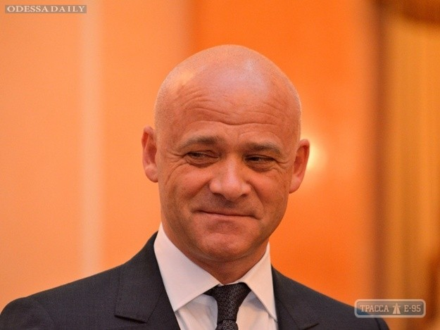 Мэр Одессы снова ушел в отпуск