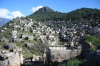 Деревню-призрак выставили на продажу за 10,5 млн евро в Турции