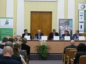 Девятая  международная конференция «Энергия из биомассы». День первый