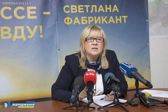 В лидерах размещения джинсы в СМИ Одессы Фабрикант и Кивалов