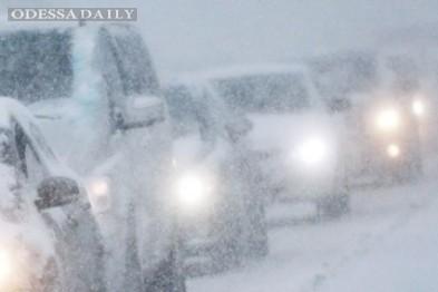 Как обстоит ситуация на одесских трассах: самые свежие данные