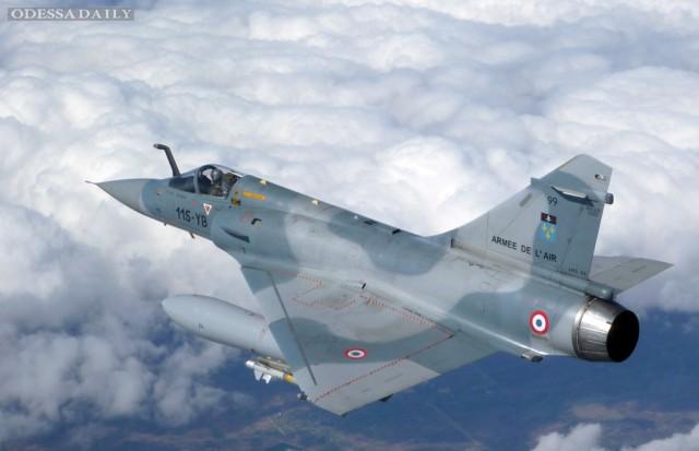 Франция вновь нанесла авиаудары по столице Исламского государства