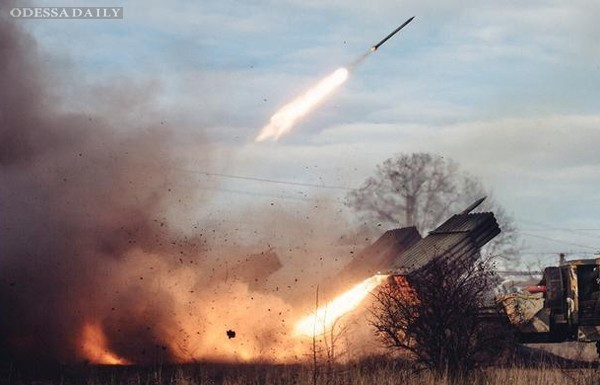 Украина не готова отводить вооружения из-за обстрелов - Генштаб