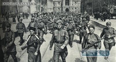 В Одессе осталось всего 11 ветеранов, освободивших город от немецко-румынских захватчиков