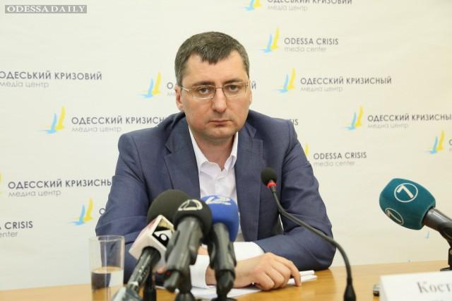 Константин Ликарчук: Насиров хочет стереть таможню с лица земли