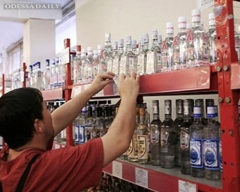 Алкоголь в Украине подорожает