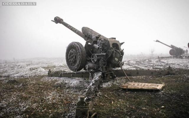 Война России против Украины: последние события в Донбассе - 22