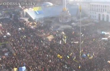 Оппозиция 12 января собирает народное вече на Майдане