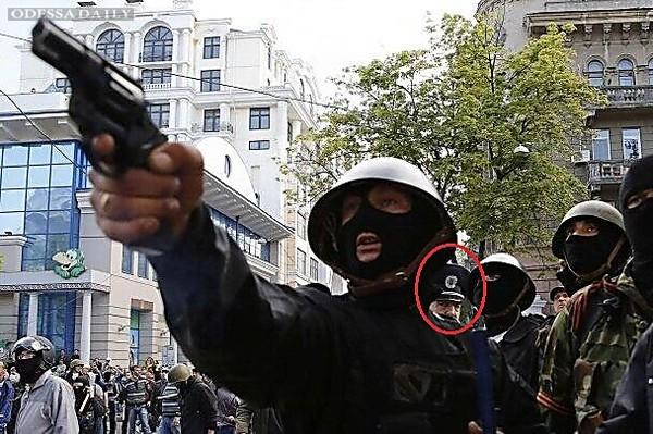 ГПУ объявила о подозрении бывшему начальнику милиции Одесчины