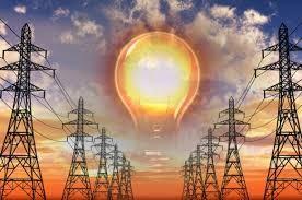 С 1 сентября повышаются тарифы на электроэнергию для населения
