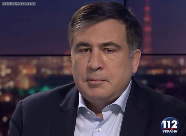 Если Яценюк удержится на должности, то голосами 2-3 олигархов, которые станут его хозяевами, - Саакашвили