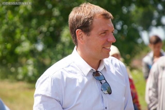 Николай Скорик с однопартийцами посетил Кодымский район Одесчины