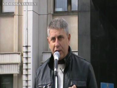 Резолюция митинга предпринимателей Одессы