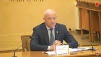 Евгений Коган: Непривычное молчание мэра на аппаратном совещании. О чем он молчал?