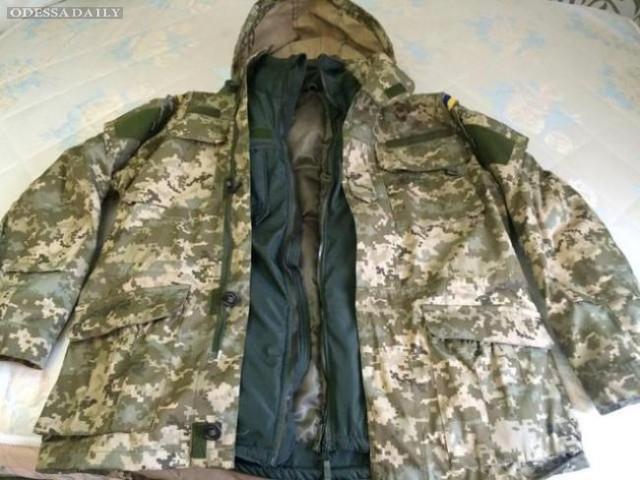 Пусть Порошенко эту форму носит!, - на передовой оценили ширпотреб от дерибанщиков Минобороны. Видео