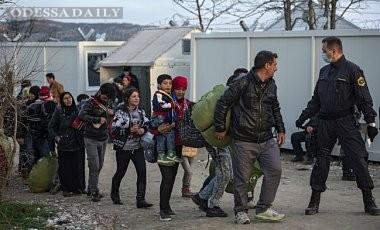 ЕС намерен закрыть балканский маршрут для беженцев