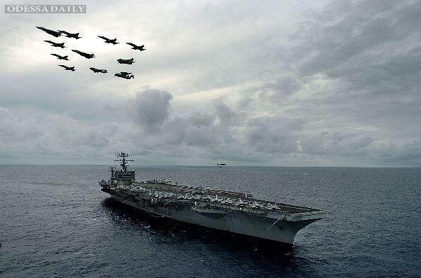 Морское соперничество между США и Россией: военные игры от Арктики до Флориды