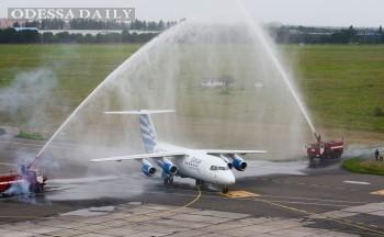 Авиакомпания Ellinair открыла рейс Салоники-Одесса