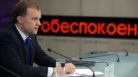 Экс-президент Приднестровья уплыл в бега