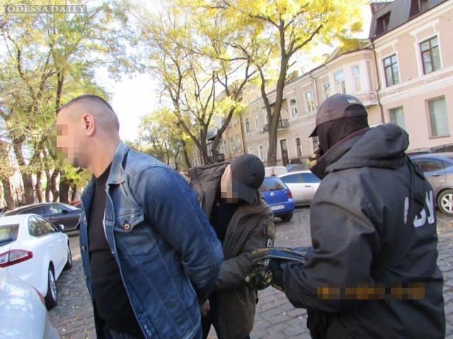 В Одессе СБУ задержала около 20 сотрудников конвертцентра с оборотом свыше 200 млн грн