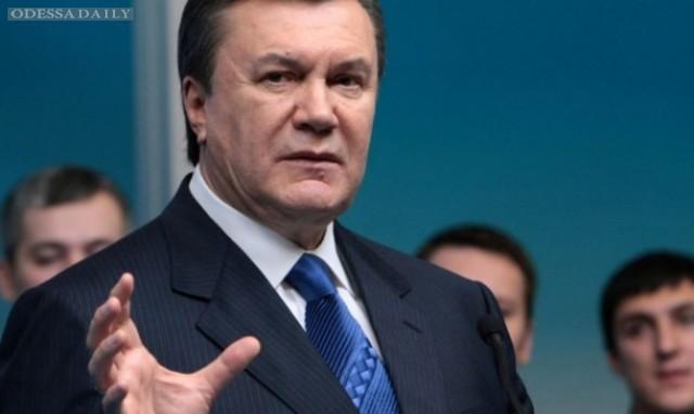 Защита Януковича не согласилась провести его допрос в консульстве Украины в РФ