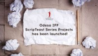 ОМКФ впервые запускает проект ODESA IFF SCRIPTEAST SERIES PROJECTS
