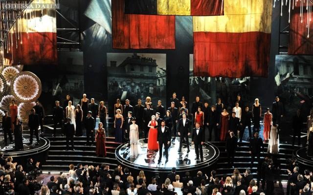 В Лос-Анджелесе вручили кинопремию Оскар