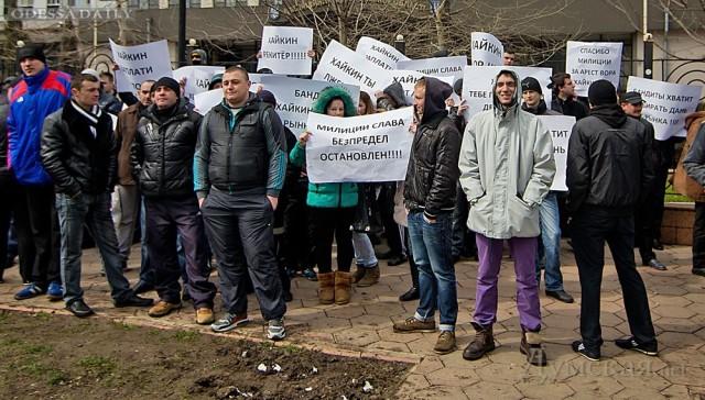 Официоз: в результате драки и последующей стрельбы у здания Апелляционного суда Одесской области пострадали два человека