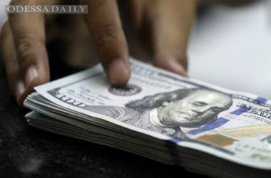 Банки Украины подняли курс доллара