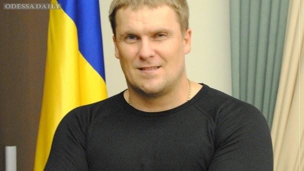 Кабмин назначил Трояна на должность замглавы МВД Украины