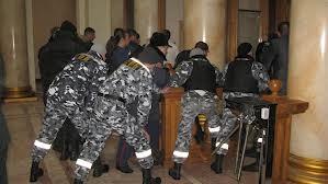 Одесская мэрия готовится к беспорядкам