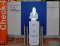В варшавском аэропорту появился виртуальный помощник