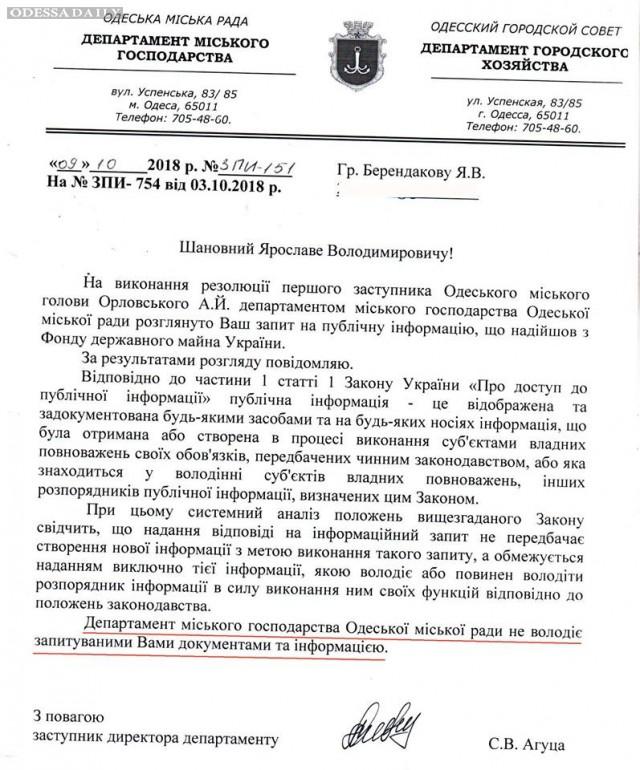 Ярослав Берендаков: Еще раз об Одесской ТЭЦ. Под рубрикой «КОТ В МЕШКЕ»