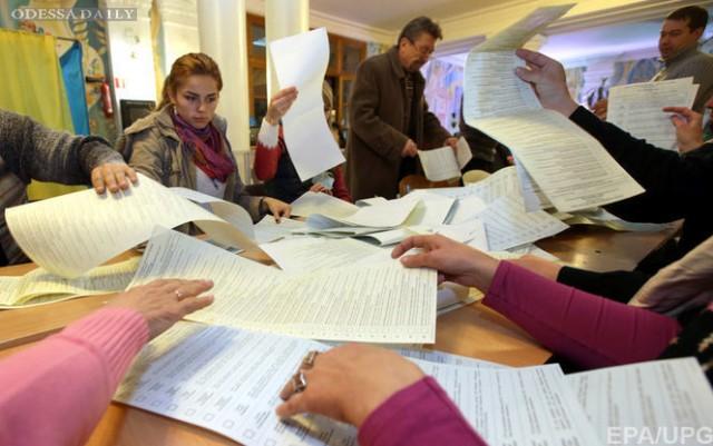 Саша Боровик потребовал от членов избирательной комиссии пересчета голосов