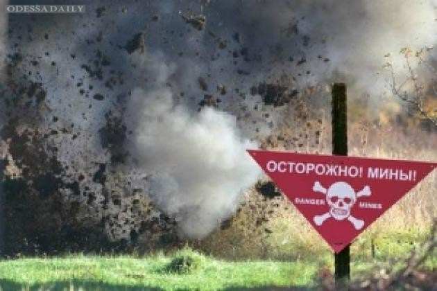 В районе Красногоровки на мине подорвались украинские военные: семеро погибли на месте