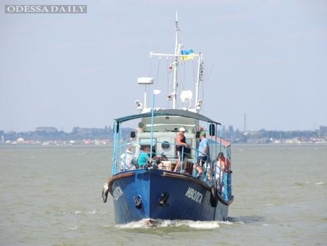 Саакашвили: владелец и капитан судна - отец и сын - сбежали