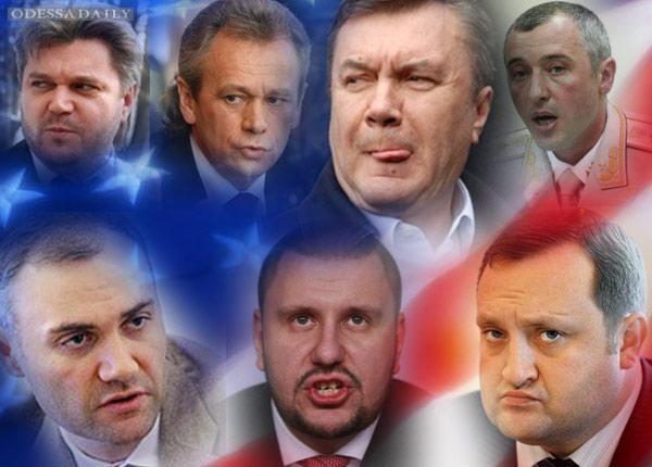 Аваков сообщил об аресте около $4 млрд Януковича и семьи