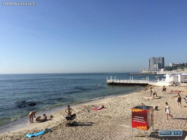 Одесские ученые объяснили причины холодной воды в море и рассказали, когда она потеплеет