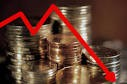 Госстат обнародовал динамику падения ВВП Украины в 2014 году