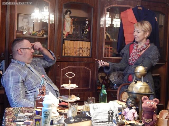 Дмитрий Бакаев: В Одессе открылся «Музей Совка» основная его цель контрпропаганда.