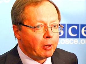РФ: Ответственность за безопасность миссии ОБСЕ - на Украине